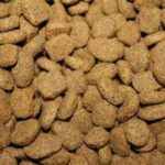 This is a photograph of pet food