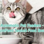 Automatic Pet Feeders - SureFeed Sealed Food Bowl